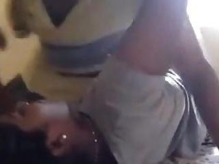 Groping Indian Woman