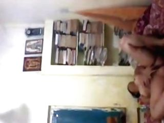 Indian Desi Nubile Doll Making Her Own Mms