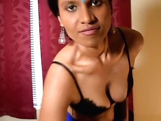Indian Instructor Hornylily Vocally Manhandles You In Hindi