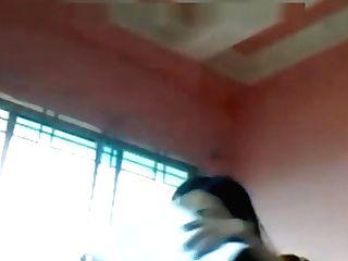 My Indian Step Sista Inhales My Man Rod In Parents Bedroom