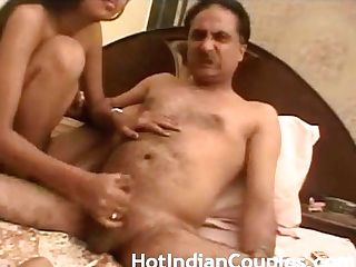 Hot Indian Nubile Chick With Matures Uncle Aunty Lovemaking