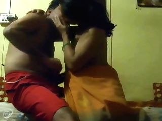 Indian Bahabi Romantic Joy With Hubby