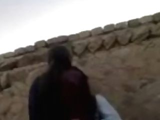Desi Paramour Secret Fucking Backside Of A Wall